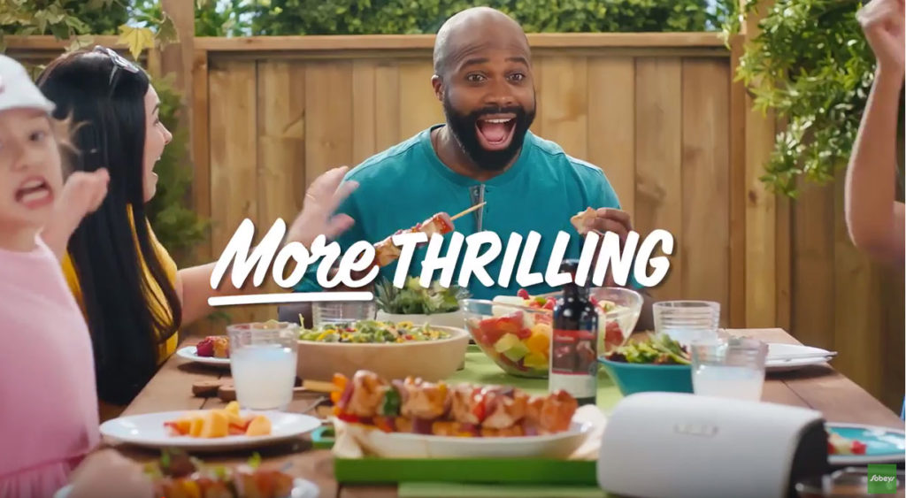 Sobeys Commercial 2018 - Fresh Ready-Made Kabobs